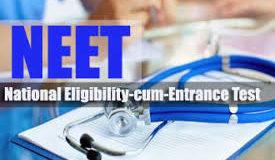 NEET admission